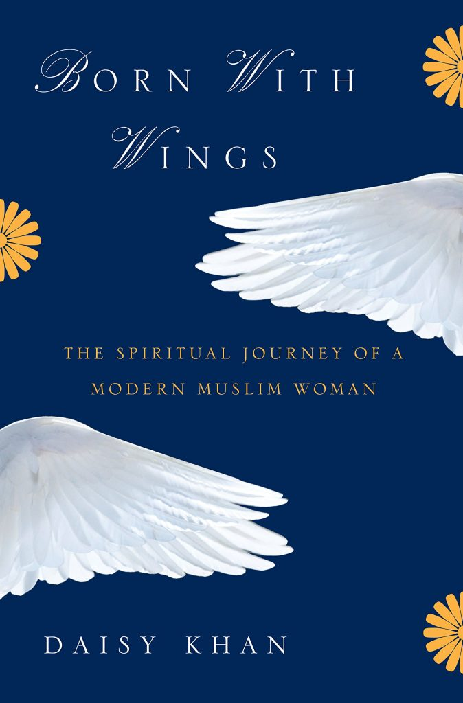 Born with Wings - Daisy Khan -- Author Corner Born with Wings Cover