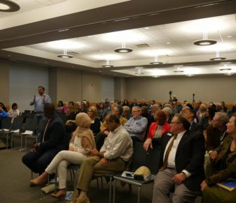 Greenville Audience 2