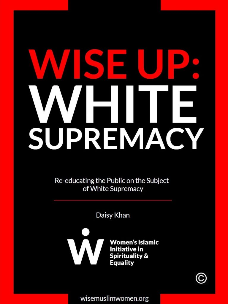 Wise Up - White Supremacy Rise Up Again White Supremacy